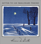 Cover of Letter to an imaginary friend